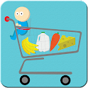 Toddler Shopping icon