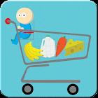 Toddler Shopping icon