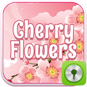 GO Locker Cherry Flowers