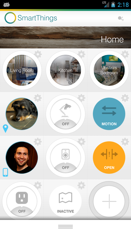 SmartThings Mobile - screenshot