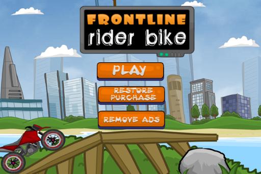 Front Line Rider Bike