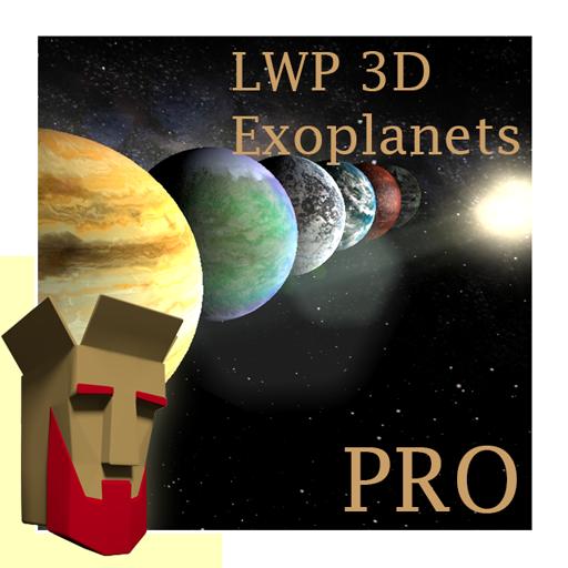 LWP 3D Fremde Planeten PRO LOGO-APP點子