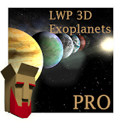 LWP 3D foreign planets PRO