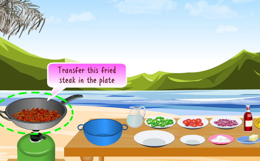Cooking Tycoon Academy 4 - screenshot