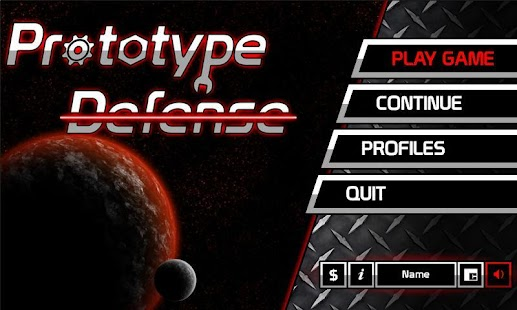 Prototype Defense - screenshot thumbnail