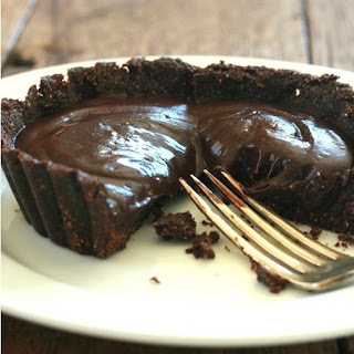 Fudgy Chocolate Tart