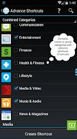 Screenshot of App Launcher+ (Apps Organizer)