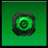 ADW Theme DigitalSoul Green