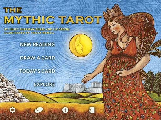 玩免費娛樂APP|下載Mythic Tarot app不用錢|硬是要APP