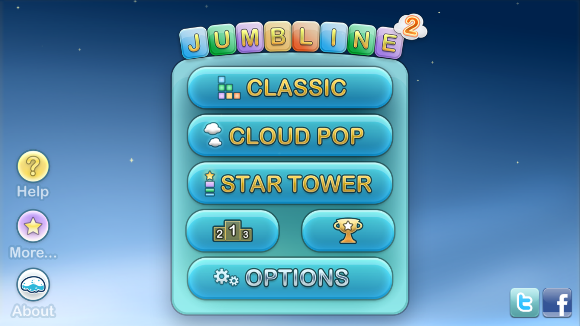 Jumbline 2 - word game puzzle screenshot #5