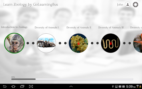 Learn Zoology by GoLearningBus- screenshot thumbnail