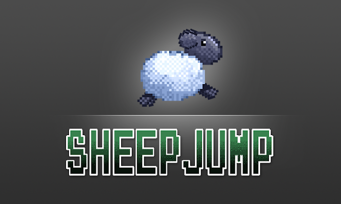 Sheep Jump Free - screenshot