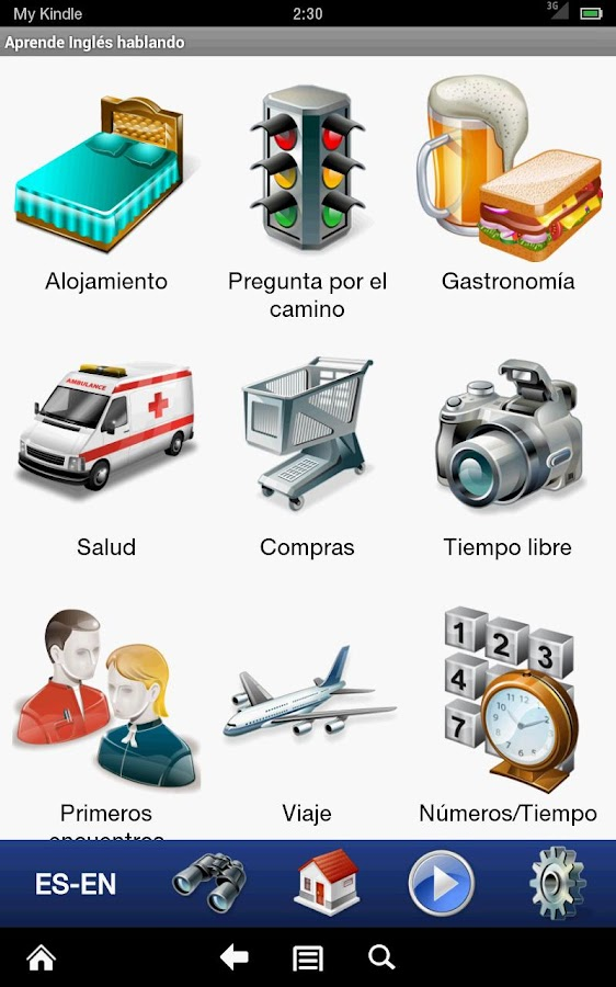 Aprende Inglés hablando - Android Apps on Google Play