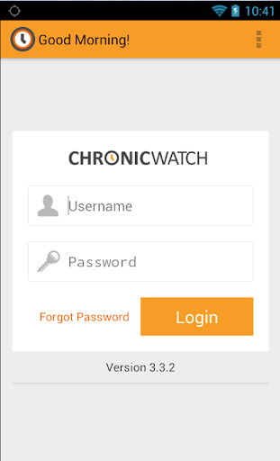 ChronicWatch