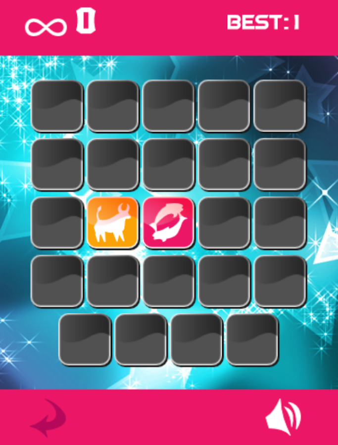 Zodiac Free Memory Games- screenshot