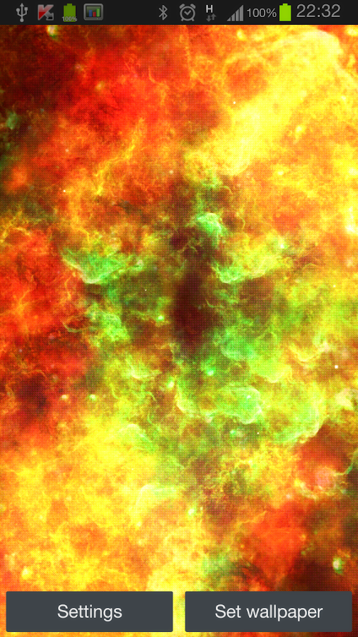 Deep Galaxies HD Deluxe - screenshot