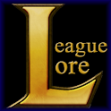 League Lore logo
