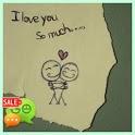 loveyou [Go SMS Theme] icon