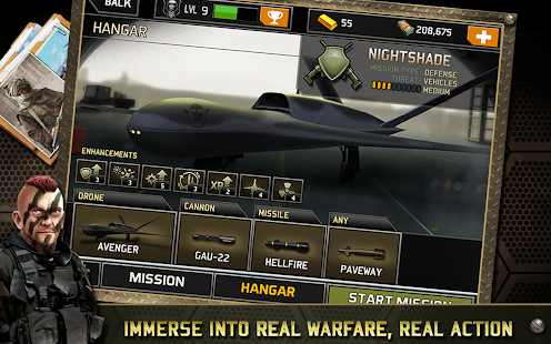 Drone Shadow Strike Screenshot 26