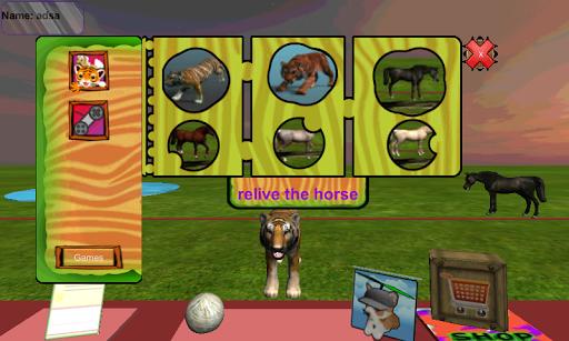 玩免費模擬APP|下載Tigger Pet app不用錢|硬是要APP