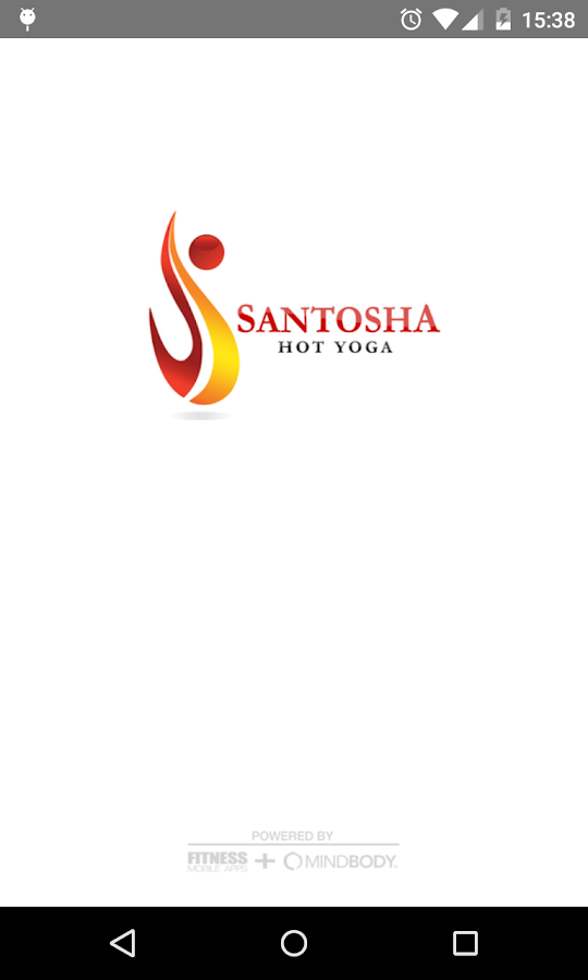 Santosha Hot Yoga- screenshot