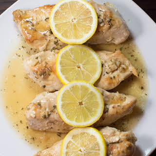 Rosemary Lemon Chicken.