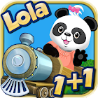 Lola's Math Train Learn Basics icon