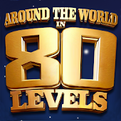 Around the World in 80 Levels
