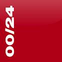 00/24 Horloges Magazine icon