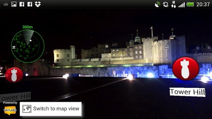 Bomb Sight - screenshot