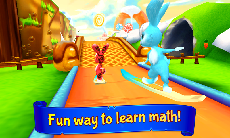 Wonder Bunny Math: 1st Grade- screenshot