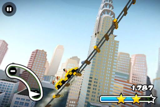 3D Rollercoaster Rush NewYork 1.6.10 screenshots 2