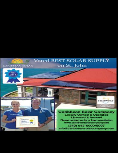 U.S Virgin Islands Daily News