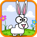 Hop Hop Bunny, the platformer icon