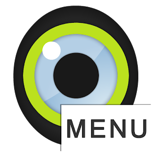 Android menu Air Extension