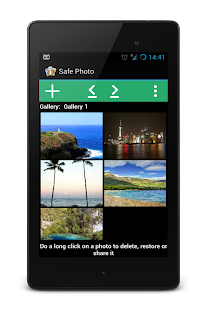 Safe Photo (Hide your photo) - screenshot thumbnail
