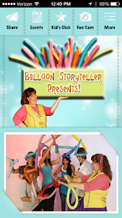 Balloon Storyteller - screenshot thumbnail