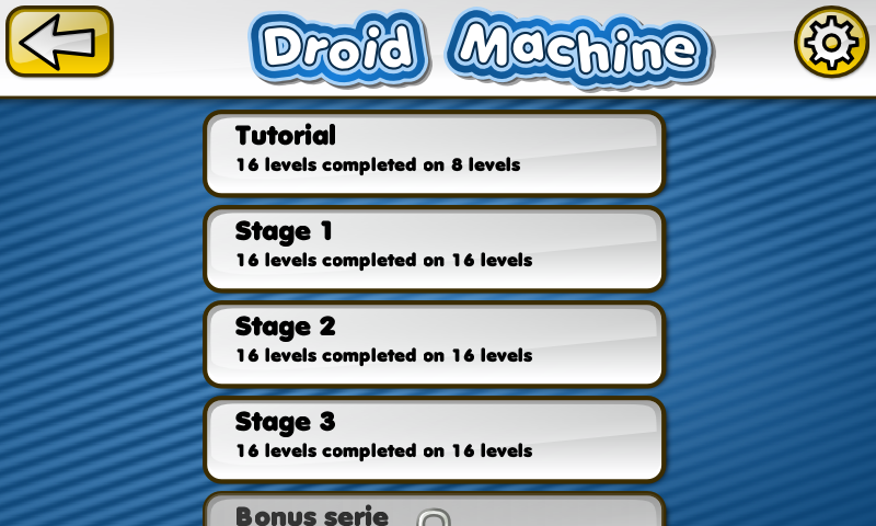 Droid Machine- screenshot