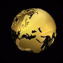 Golden Earth icon