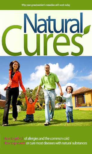 Natural Cures With Food