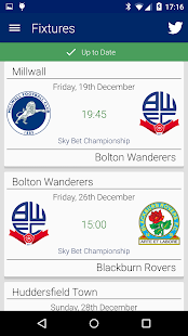 Bolton Wanderers- screenshot thumbnail