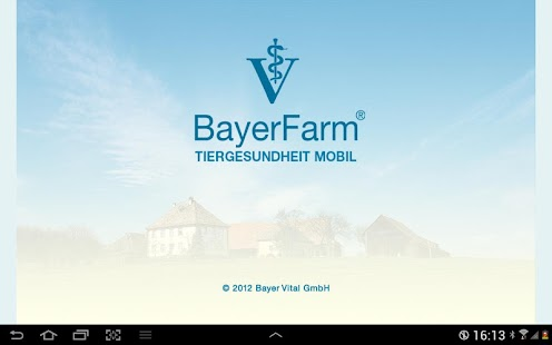 Bayer Tiergesundheit mobil- screenshot thumbnail