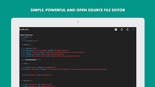 Turbo Editor PRO (Text Editor) v2.2.3