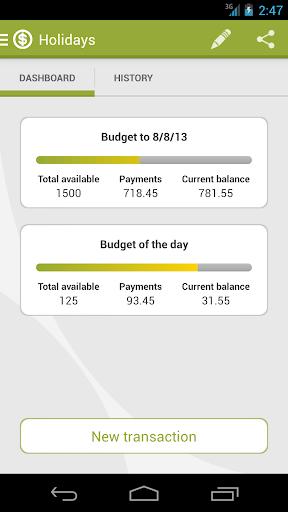 Easy Budget