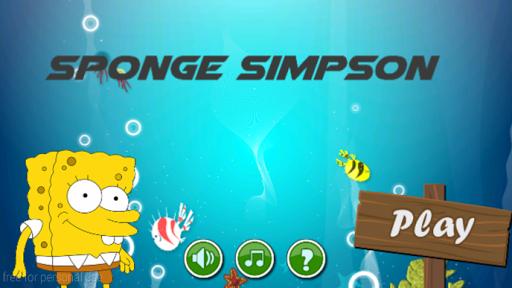 Simpson Sponge