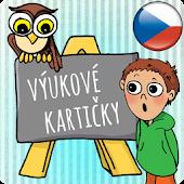 Výukové kartičky- hry pro děti