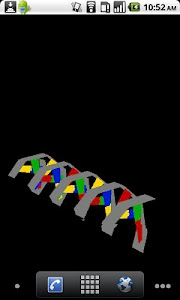 3D DNA Model screenshot 3