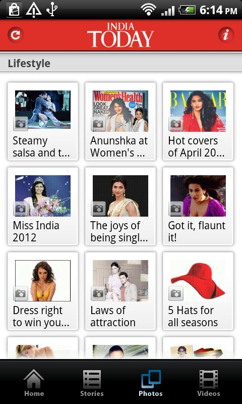 India Today - screenshot