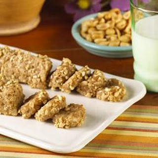 Peanut Butter Logs
