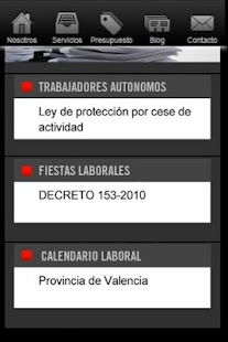 Asesoria Canales- screenshot thumbnail